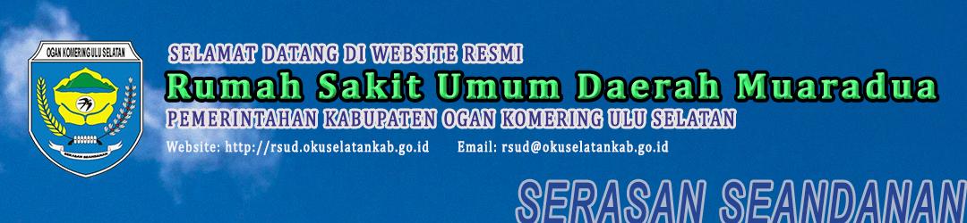 Portal Resmi Rumah Sakit Umum Daerah Pemerintah Kabupaten OKU Selatan